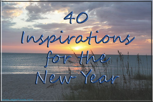 Inspirations for a Happy Life