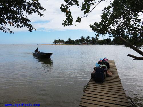 Monkey River Town Boat Landing