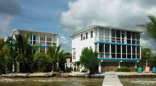 House Sitting Stepping Stones Resort in Belize