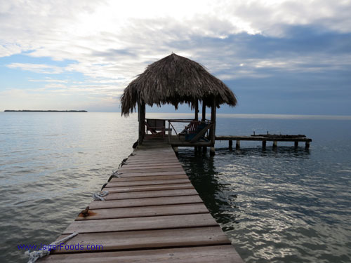 Your Home in Belize - A Fishing Resort