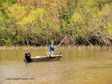 Fishing Lake Wateree