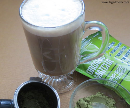 Matcha Green Tea Latte Review