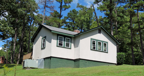 Chickasaw State Park Camping Lodge