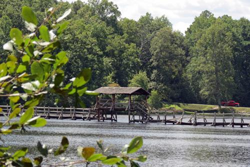 Lake Placid Bridge