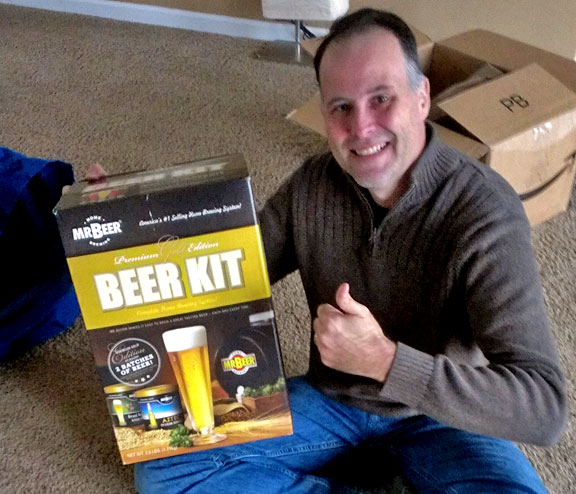 MrBeer Beer Kit