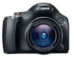 Canon SX40 Camera