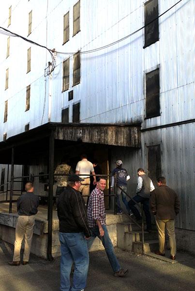 Jack Daniel Distillery Tour