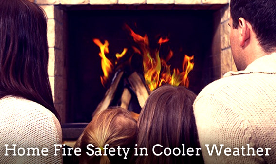 6 Tips For Staying Safe Indoors This Winter