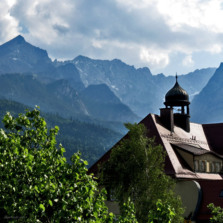 Discovering The Bavarian Alps In Southern Germany