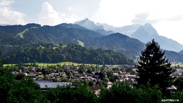 Garmisch-Patenkirchen and the Bavarian Alps