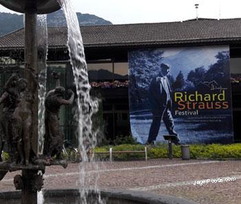 Richard Strauss Festival In Garmisch-Partenkirchen