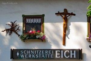 Schnitzerei Eich in Oberammergau