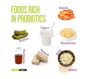 Probiotic Foods To Add To Your Daily Diet