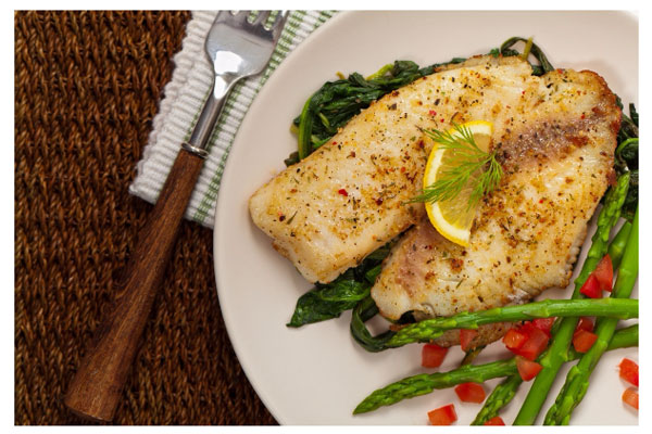 Healthy And Simple Fish Recipe