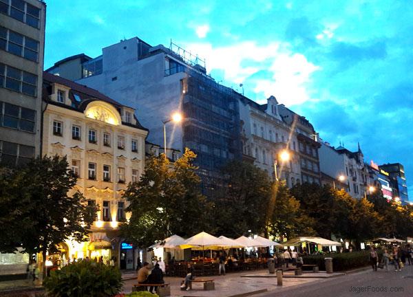 Hotel Adria On Wenceslas Square