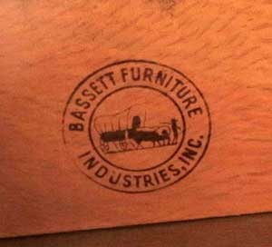 Bassett Furniture Dresser
