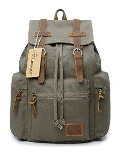 Canvas Backpacks Vintage Rucksack