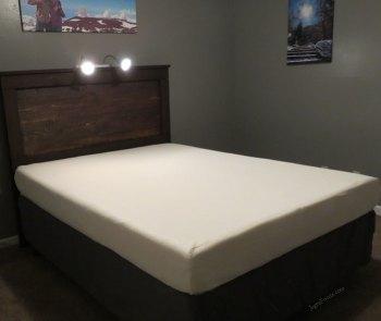 Review of Signature Sleep mattress
