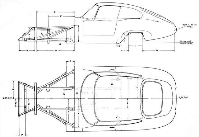 rear radius arm placement : The E-Type (XK-E) Forum