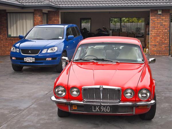 1977 Jaguar XJ6 Series 2 KIWIREGOLK960 Registry The