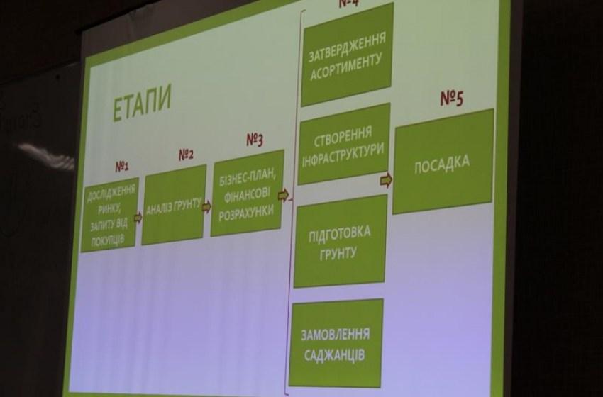 У Львові пройшов бізнес-тренінг «Як створити прибуткову ягідну органічну ферму»