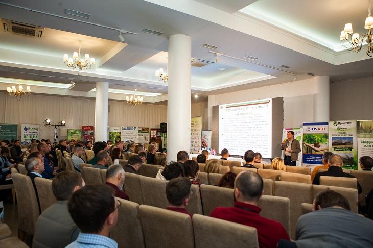 Цікаве про конференцію «Технології та інновації: ягідництво і переробка 2019» у відеосюжетах