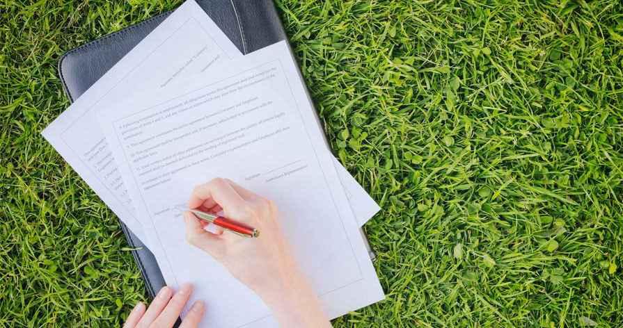 У Держгеокадастрі перед подачею заяви на реєстрацію земельної ділянки перевірятимуть документи