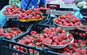 Від полуниці до динь: скільки коштують ягоди на українських базарах