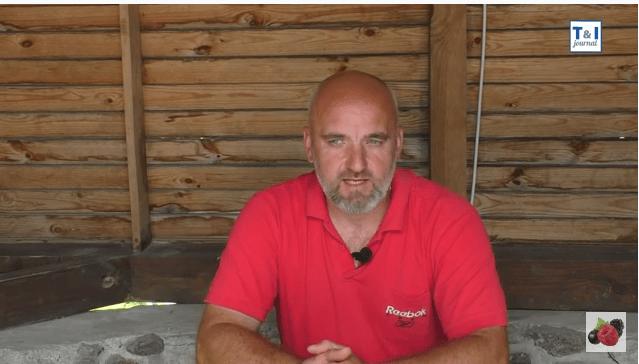 Борис Карабанов, сунична ферма Farm AgroWest-2012: вирощую те, що найкраще продається (+ВІДЕО)