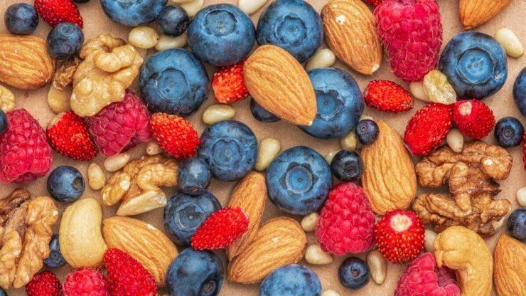Експорт заморожених плодів і ягід: хоч і зменшився, проте випередив експорт горіхів
