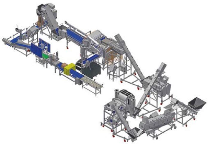 MEGA: комплексні рішення для заморожування та переробки ягід і фруктів