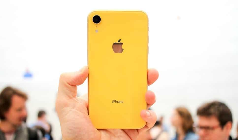 Dibawah Target, Penjualan iPhone XR Hanya 9 Juta Unit ...