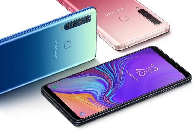 Harga dan Spesifikasi Samsung Galaxy A9 (2018) dengan Empat Kamera