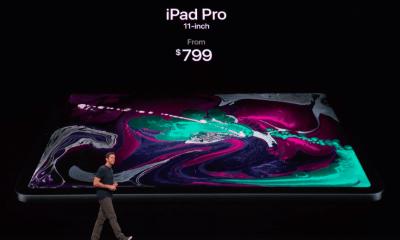 iPad Pro Terbaru (2018) Dirilis, Ini Spesifikasi dan Harganya