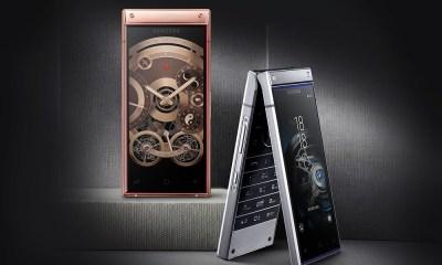 Spesifikasi dan Harga Samsung W2019 Flip Phone