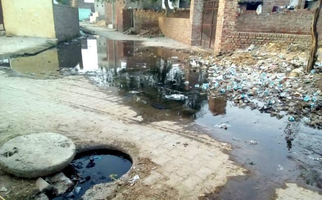 Image result for सीवर के गंदे पानी