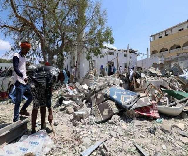 सोमालिया में डबल सुसाइड अटैक, 16 लोगों की मौत; 20 घायल