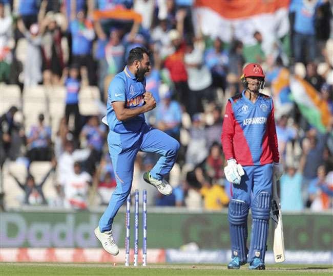 ICC Cricket World Cup 2019: भारतीय तेज गेंदबाज मो. शमी का वर्ल्ड कप में नया अवतार