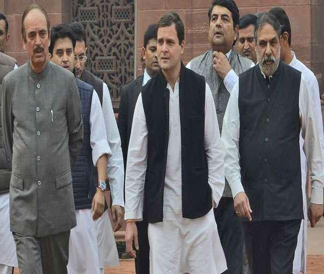 LIVE: राहुल 11 विपक्षी नेताओं संग कश्मीर जाने को विमान में हुए सवार, सरकार ने कहा- शांति बहाली में पहुंचेगी बाधा