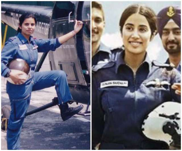 A Scathing review of Gunjan Saxena - The Kargil Girl