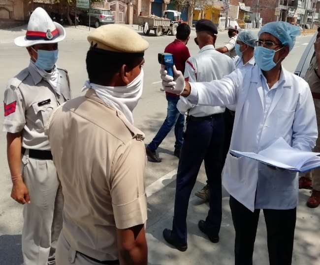 Live Panipat Coronavirus Update: पानीपत जिले की सीमा सील, हर आदमी की होगी स्क्रिनिंग