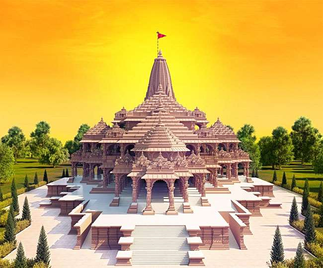 Ayodhya Ram Mandir Model jagran special