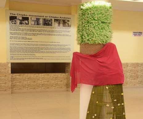 चिपको आंदोलन की तस्वीर से प्रभावित बेहद प्रभावित हुईं थाईलैंड की राजकुमारी nainital news