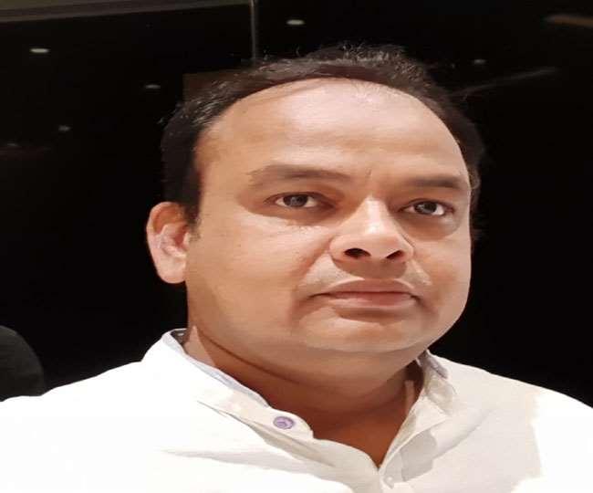 Irfan Ansari Jamtara Jharkhand Congress MLA pain spills on Twitter for not being made him Minister, BJP took a pinch, Jamtara News