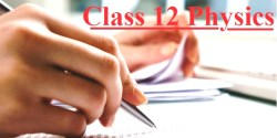 CBSE Class 12 Physics Solved Previous Years Papers