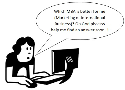 MBA in International Business vs. MBA in Marketing