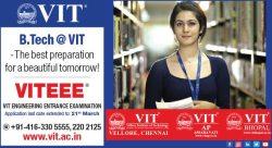 Vellore Institute of Technology (VIT)