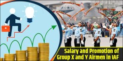 airmen group x and y salary and promotion