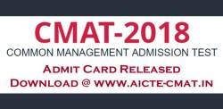 CMAT 2019 Admit Card to be Released