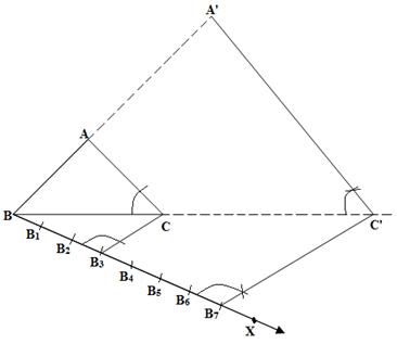NCERT Exemplar Class 10 Maths: Constructions (exercise 10.2)